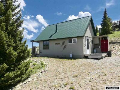 Buffalo Single Family Home For Sale: Vista