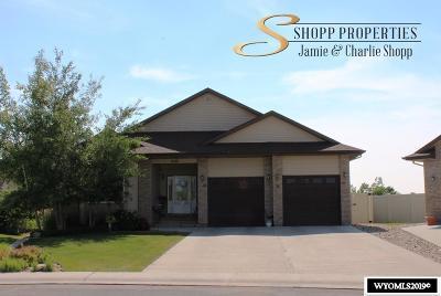 Casper Single Family Home For Sale: 4105 Stafford