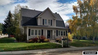 Buffalo Single Family Home Pending-Continue To Show: 297 N Adams Avenue