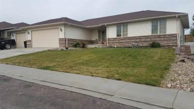 Casper Single Family Home For Sale: 5014 Stoneridge