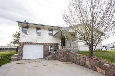 Casper Single Family Home For Sale: 1130 S Willow
