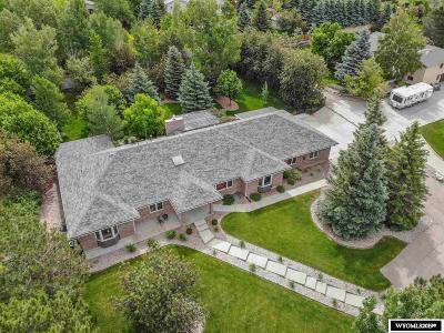 Casper Single Family Home For Sale: 6021 S Poplar