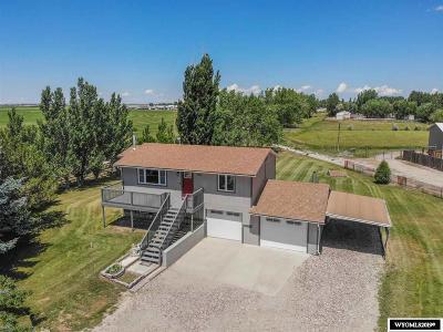 Casper Single Family Home For Sale: 1695 Mill Creek