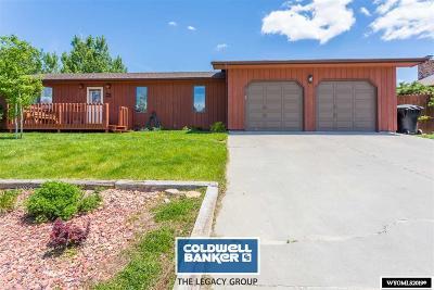 Casper Single Family Home For Sale: 4511 Moose