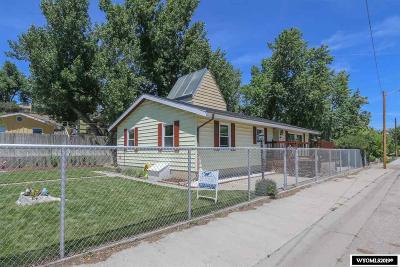 Mills Single Family Home For Sale: 601 Wasatch