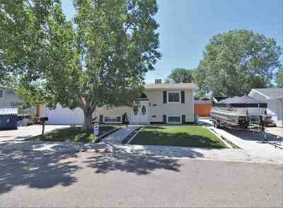 Green River Single Family Home For Sale: 1435 Hoback