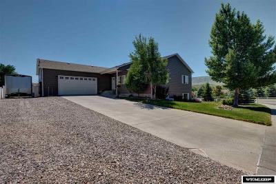 Casper Single Family Home For Sale: 3587 Applegate