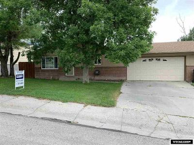 Casper Single Family Home For Sale: 368 Indian Paintbrush