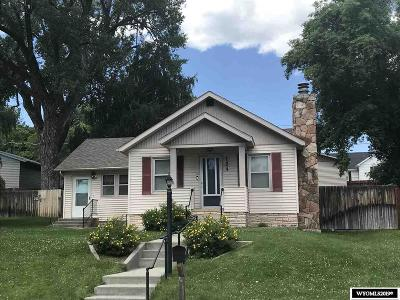Buffalo Single Family Home For Sale: 124 S Wyoming