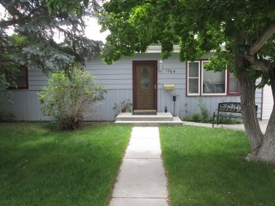 Casper Single Family Home For Sale: 1764 Fremont Ave