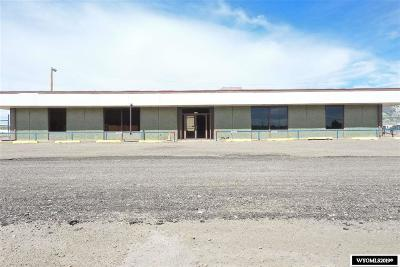 Rock Springs Commercial For Sale: 2100 Upland