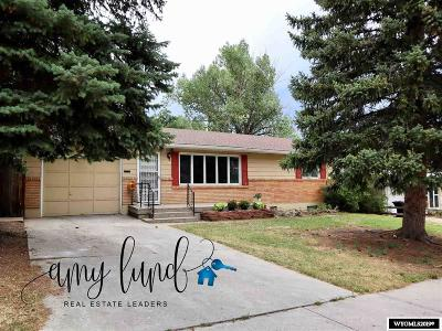 Casper Single Family Home New: 1340 Glenaire