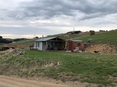 Buffalo Single Family Home For Sale: 40 Dullknife