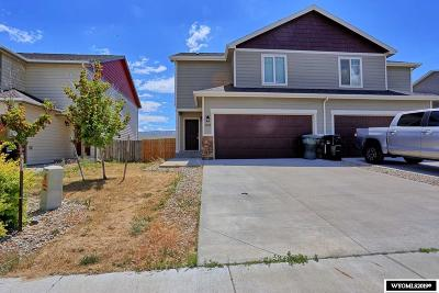Casper Single Family Home New: 6909 Umpqua River