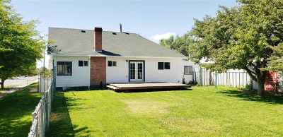 Evanston WY Single Family Home For Sale: $145,000