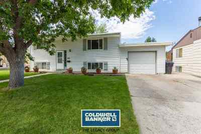 Casper Single Family Home New: 1240 S Forest