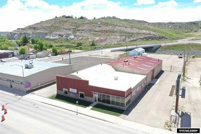 Rock Springs Commercial For Sale: 88 Center