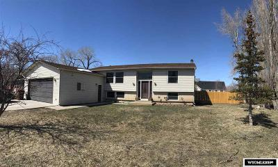 Mountain View WY Single Family Home For Sale: $265,000