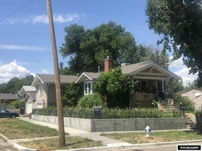 Casper Multi Family Home New: 342 S McKinley