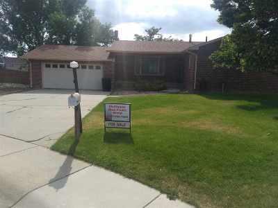Casper WY Single Family Home New: $230,000
