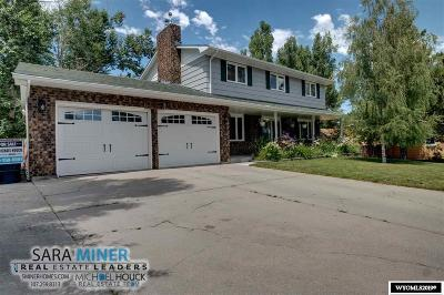 Casper Single Family Home New: 136 Sherwood