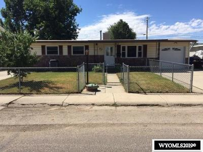 Casper Single Family Home New: 41 Gardenia