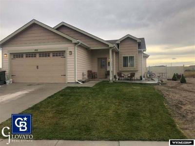 Douglas Single Family Home For Sale: 466 Windriver