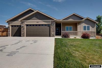 Casper WY Single Family Home For Sale: $369,000