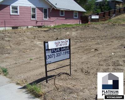 Casper Residential Lots & Land For Sale: 949 S McKinley