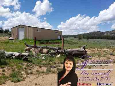 Glenrock, Alcova, Casper, Douglas, Evansville, Bar Nunn, Midwest Single Family Home For Sale: 4175 Cold Springs