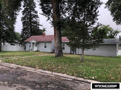 Buffalo Single Family Home For Sale: 584 N Carrington