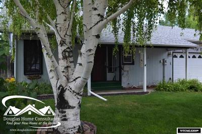 Douglas Single Family Home For Sale: 1246 North Fork