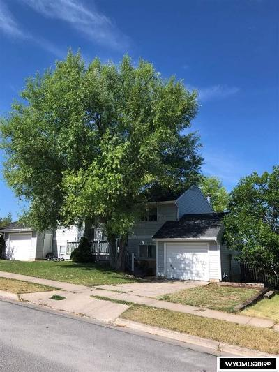 Evanston WY Single Family Home For Sale: $99,700