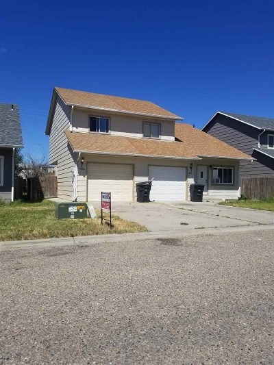 Mills Single Family Home For Sale: 984 Beryl