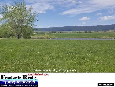 Johnson County, Sheridan County Residential Lots & Land For Sale: Klondike