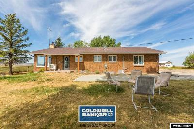 Casper Single Family Home Pending-Continue To Show: 2900 Phillips Lane
