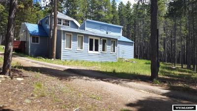 Casper Single Family Home For Sale: 405 E Doe Trail