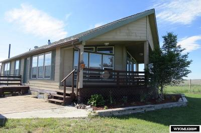 Dubois,  Kinnear,  Crowheart, Pavillion Single Family Home For Sale: 10975 Hwy 26