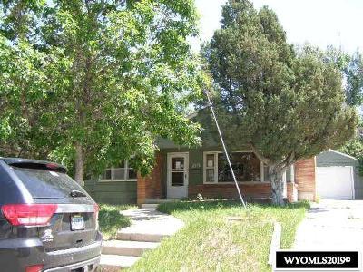 Single Family Home For Sale: 215 S Minnesota