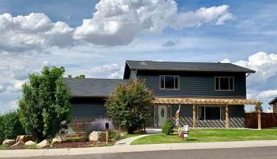 Casper Single Family Home For Sale: 780 Goodstein