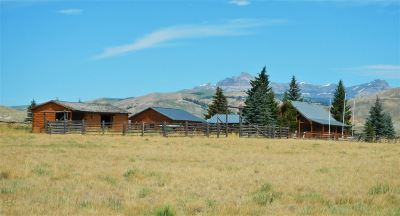 Dubois,  Kinnear,  Crowheart, Pavillion Single Family Home For Sale: 28 & 32 Moose