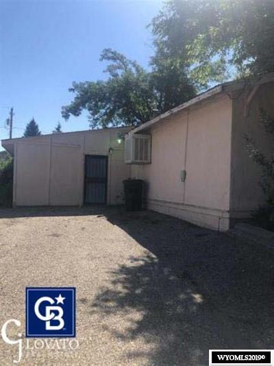 Casper Commercial For Sale: 311 S Conwell