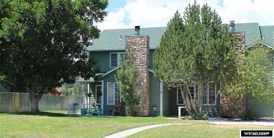 Casper Single Family Home For Sale: 3310 Stagecoach Dr Unit C
