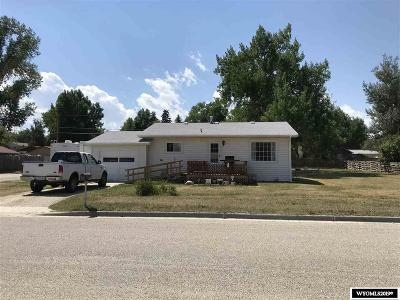 Buffalo Single Family Home For Sale: 376 S Tisdale