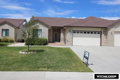 Casper Single Family Home For Sale: 1222 Stafford Ct.