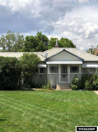 Evanston Single Family Home For Sale: 424 6th Street