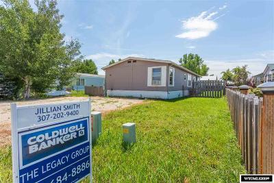 Buffalo Single Family Home For Sale: 135 Flagstaff