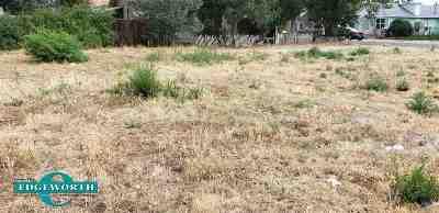 Casper Residential Lots & Land For Sale: 1102 N McKinley