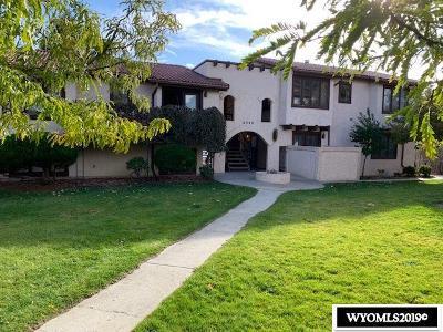 Casper Single Family Home For Sale: 6340 Buckboard #2