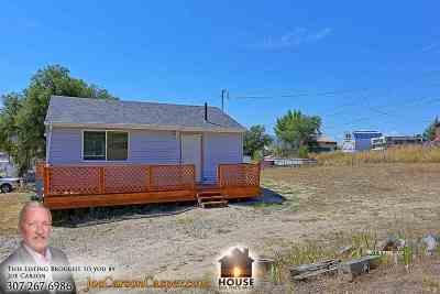 Casper Single Family Home For Sale: 412 Beatrice